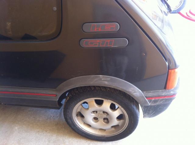 [Julian-13] 205 GTI 1.6l 115cv Gris GRAPHITE de 87 218582IMG0297