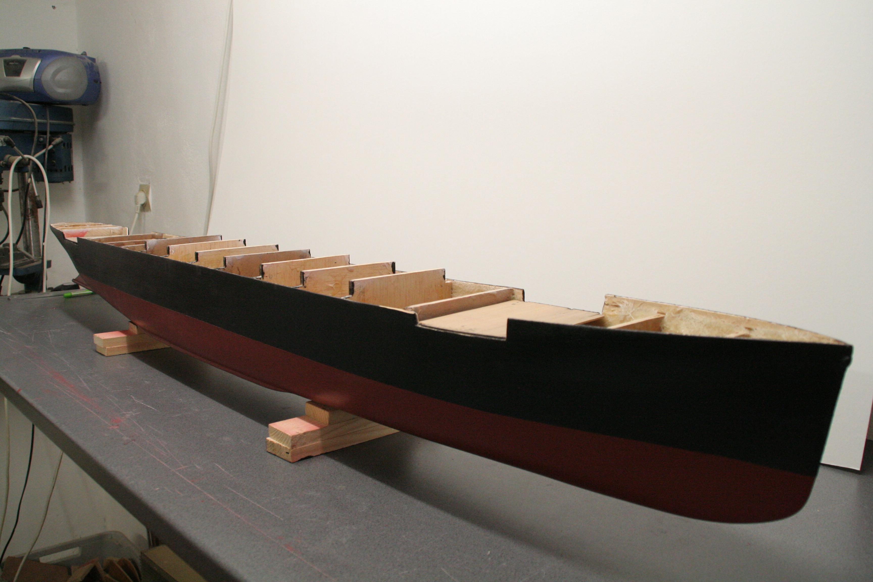 RMS Titanic sur plan   au 1/200 2190001721