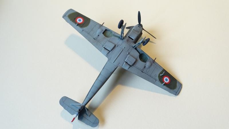 [ Tamiya ] Bf 109 E3 WNr 1304 du JG 76 capturé le 22/11/1939  219199DSC04030