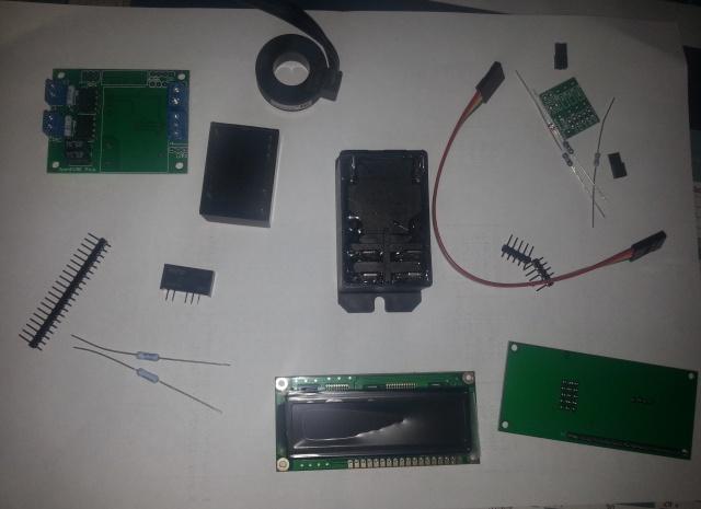 [open-evse] Borne de recharge portative 8A à 16A (1.8kW à 3.7kW) 21949820130404210211