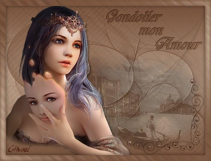 Gondolier mon Amour 220866gondolier