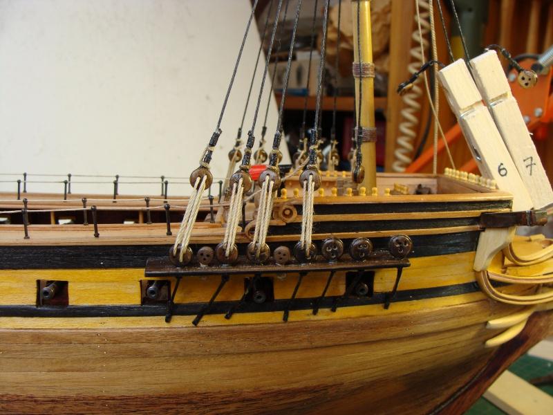 HMS Unicorn 1/75 COREL  - Page 2 221201DSC01383