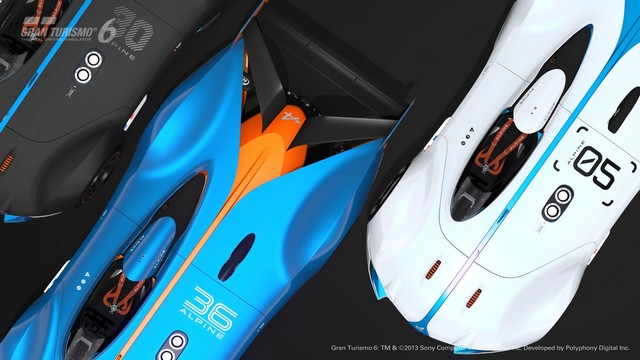 Alpine Vision Gran Turismo : bientôt sur l'écran de votre salon 2215316529016
