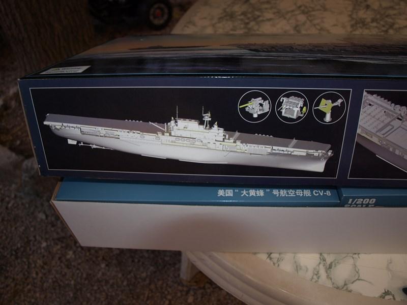 USS Hornet cv8 au 1/200° 221642P9175141Copier