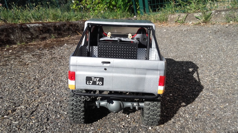 toyota LJ70 pick up  22213820160715180127