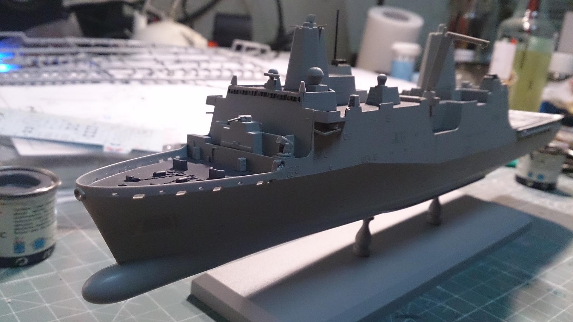 USS NEW-YORK LPD-21 - Page 3 222998NewYork33