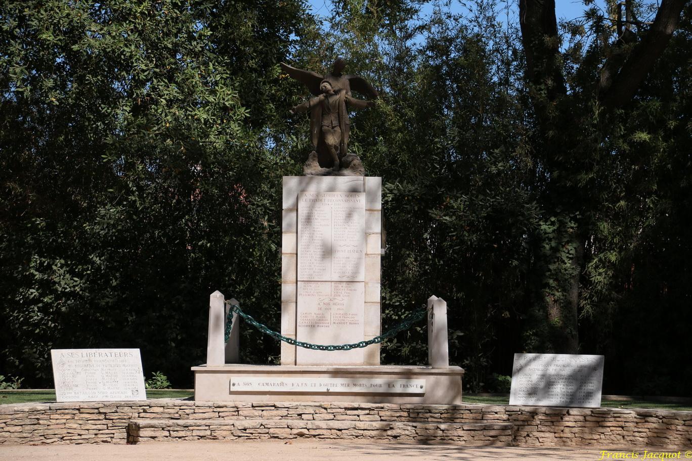[ Histoires et histoire ] Monuments aux morts originaux Français Tome 2 225247IMG1761