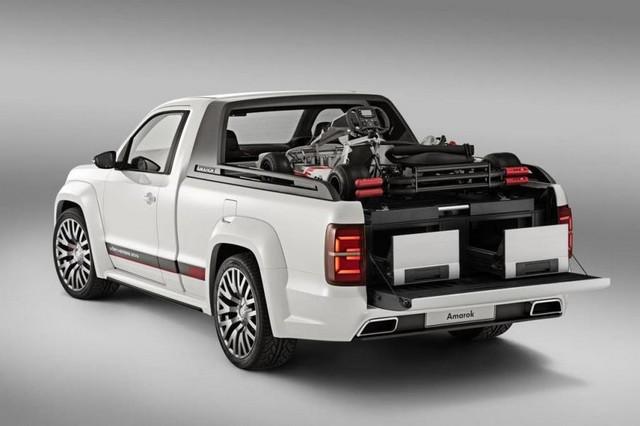 Wörthersee 2013 : Volkswagen Concept Amarok R-Style 225528VolkswagenAmarokRStyleConcept2