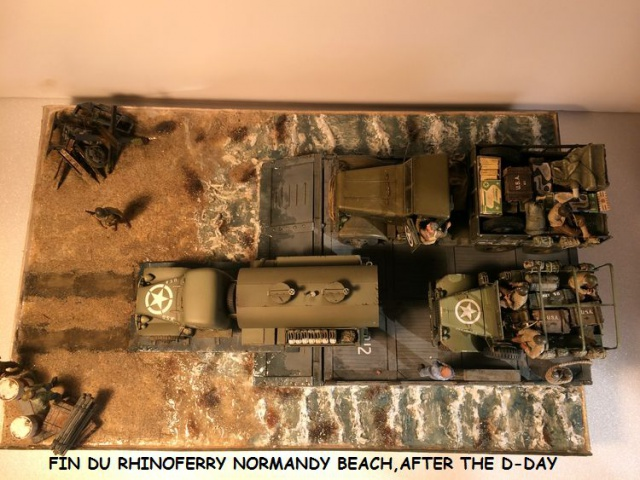 Rhinoferry D12 Normandy Beach(after the D-DAY) 225768finrhinoferry054