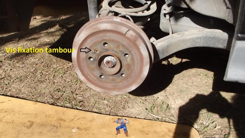 [BMW 316i E36 M40 1992] Tutoriel + photos freinage arrière tambours (résolu) 2264364Freinarrire