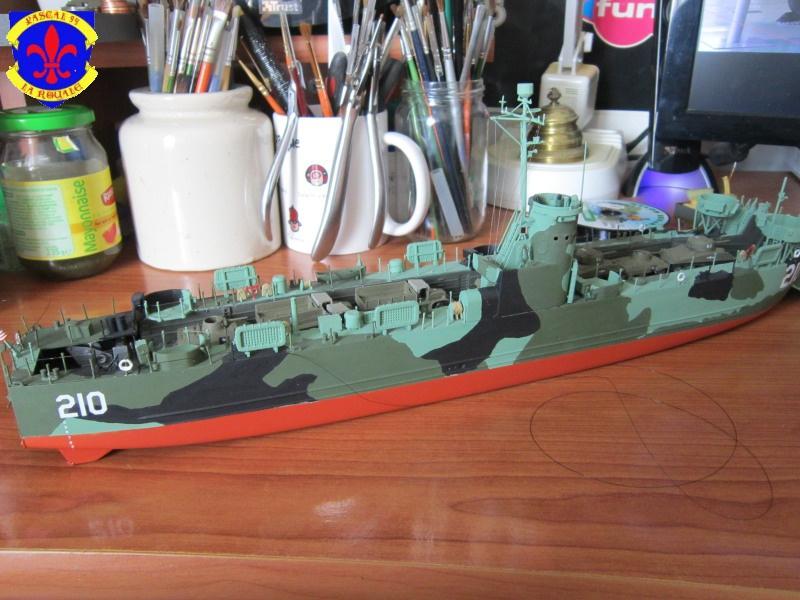 U.S. Navy Landing Ship Médium (Early) au 1/144 de Revell par Pascal 94 - Page 14 228765IMG43761