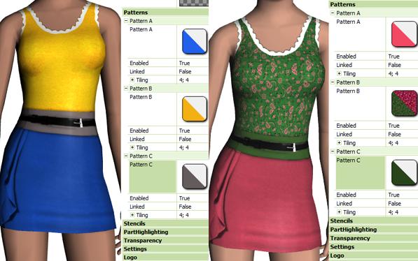 [Débutant] Créez vos vêtements - Partie III - Créez avec Photoshop  230185figure60delise2