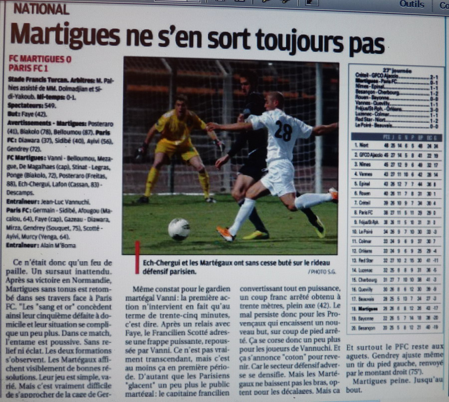 PARIS FC - Page 3 230323Photo033