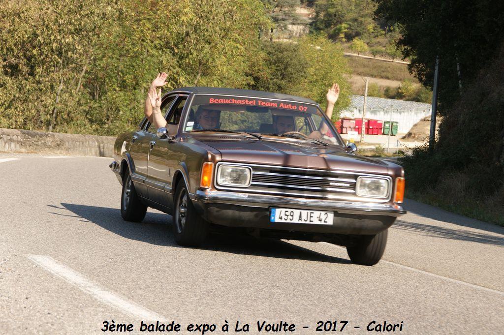 [07] 23/09/2017 - 3ème rassemblement - balade à La Voulte - Page 2 230630DSC02555