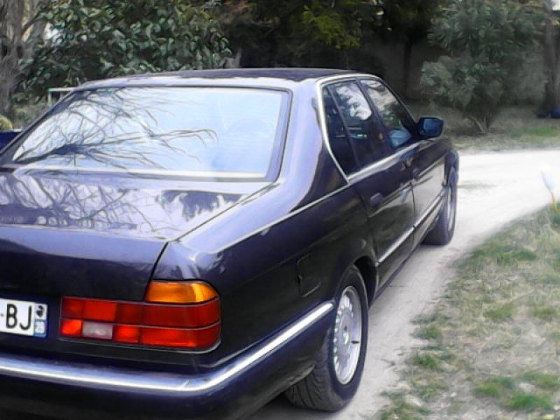 MIA automobile BMW E32 730i v8 1993 231094IMG20150310115907