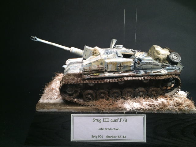 Stug.III Ausf.F/8 late production Dragon 1/35 - Page 2 231976IMG3186