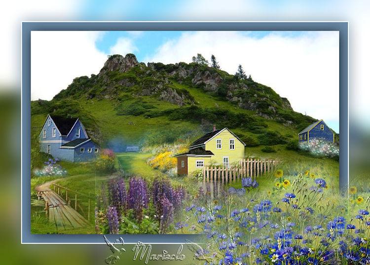 Colline fleurie (PSP/ Coups de pinceaux) 232016Image2