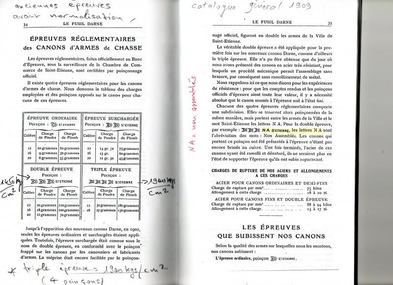 Question de pression – cartouche 12/76 dans une chambre de 70mm? 232596PAGES3435CAT1909