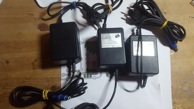 [RECH] Alim Nes, câble 110 volts ,RCA Dreamcast,Mario Deluxe loose 23302820161215133848