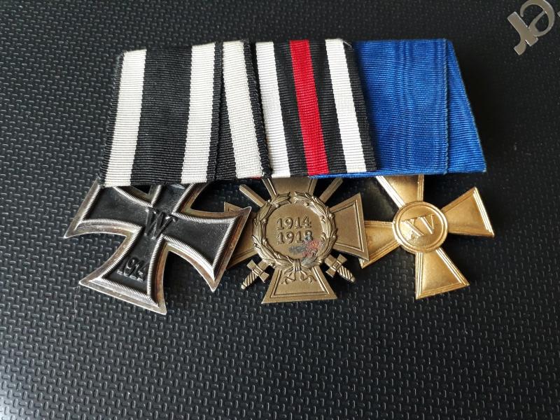 Vos barrettes & rappels de décorations - médailles - Page 2 23306720170822191729