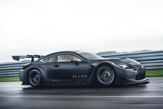 Le Nouveau Lexus RC F GT3 Présenté À Genève En Prélude D'une Intense Saison 2017 2344282017lexusrcfgt3dynamic009