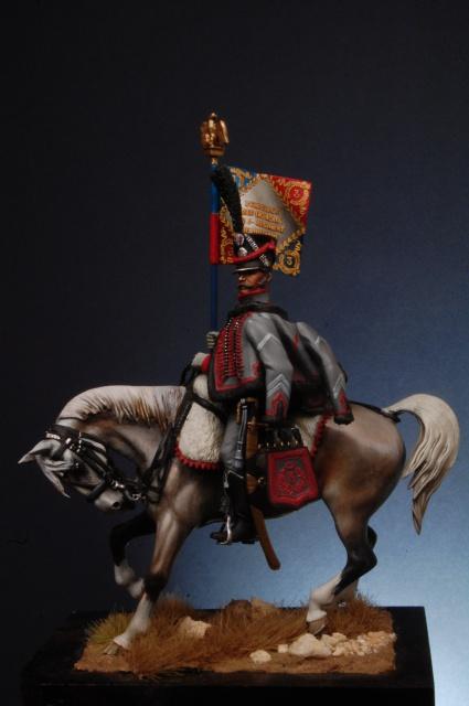 aigle du 3eme hussard 2345243ussari17