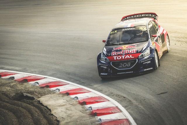 Rallycross : La PEUGEOT 208 WRX triomphe à domicile avec Timmy Hansen ! 23463655eb5bad55f4f