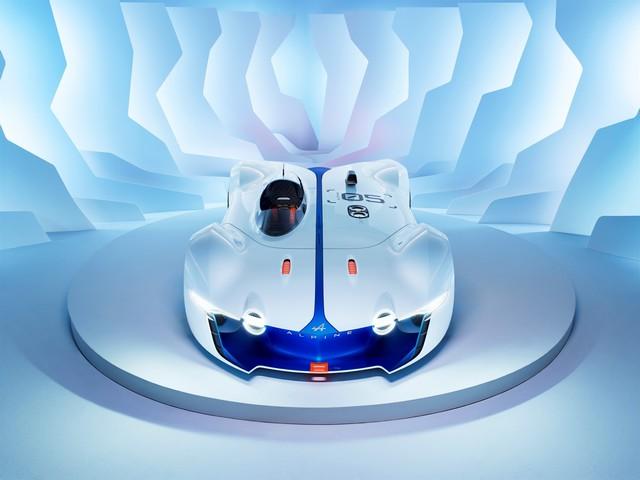 Alpine Vision Gran Turismo : bientôt sur l'écran de votre salon 2355896527016