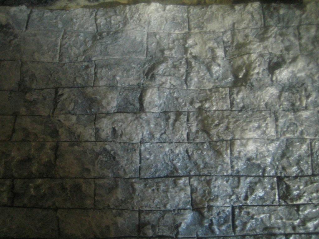 [Tuto] Remparts en plâtre - Moule en polystyrène 235967TECMordheim45