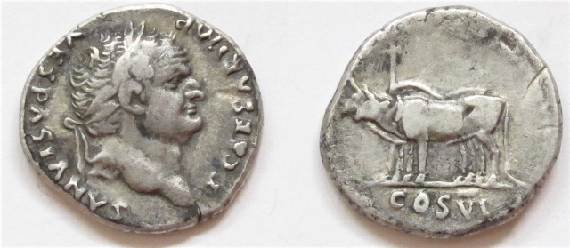 Autres monnaies de Simo75 - Page 6 236525titusoxen