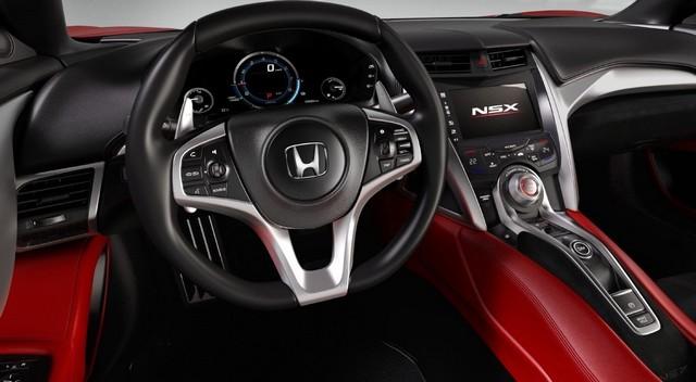 Ouverture des commandes pour la nouvelle Honda NSX 23685961925NewHondaNSX