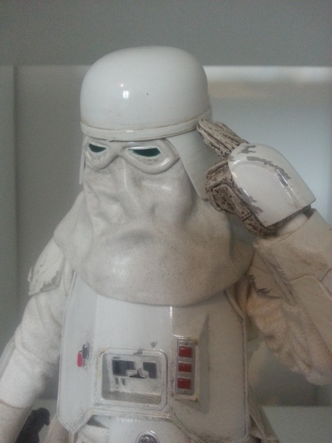 red360 review's : Star Wars Battle Of Hoth: Snowtrooper by Sideshow 23694920130426161037