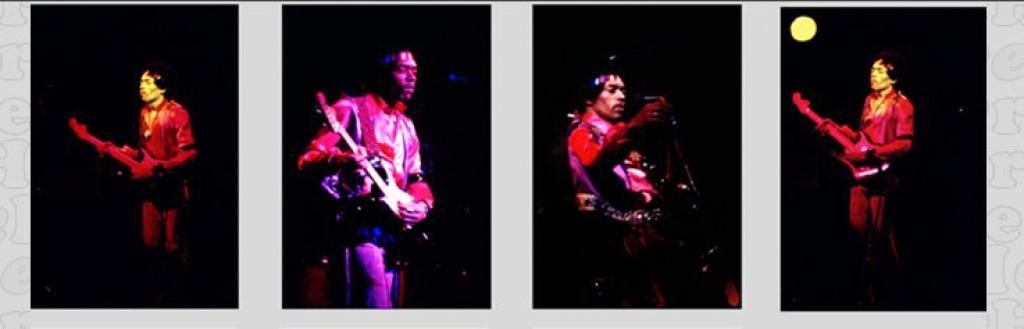 New York (Fillmore East) : 1er janvier 1970 [Premier concert]  237069Image4