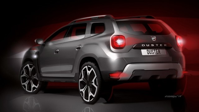 Nouveau Dacia Duster : plus Duster que jamais ! 237879211941472017GenseDesignNouveauDaciaDUSTER