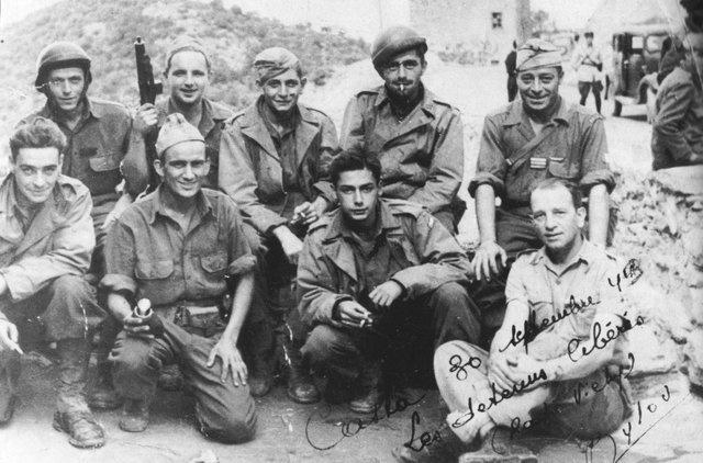 Le Bataillon de Choc 1943/1963. Photos. 239066996