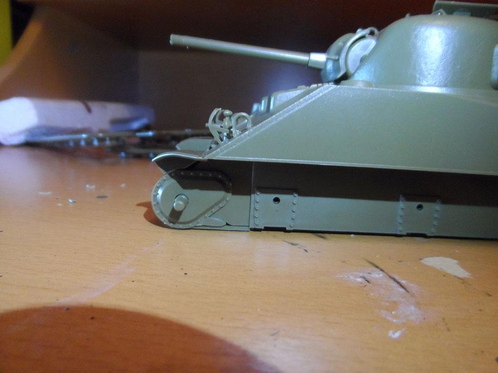 M4 Sherman late production Tamiya 1/35 239598SAM0376
