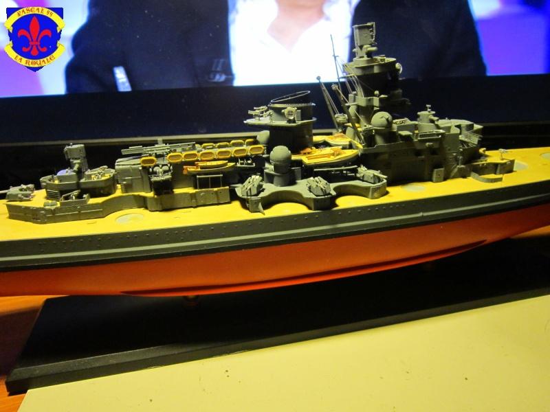 Croiseur de bataille Scharnhorst  au 1/350 de dragon - Page 6 240899IMG1382L