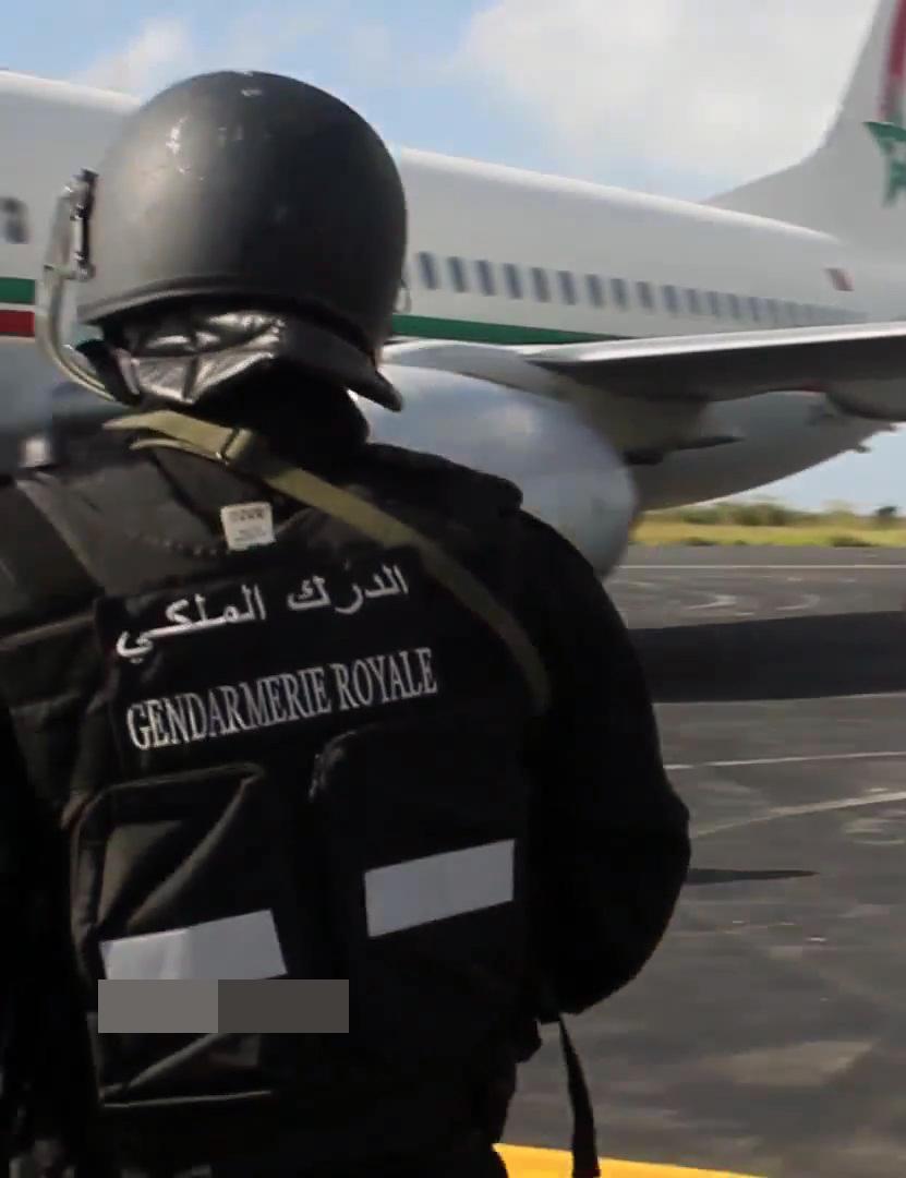 Moroccan Special Forces/Forces spéciales marocaines  :Videos et Photos : BCIJ, Gendarmerie Royale ,  - Page 9 24139545454554