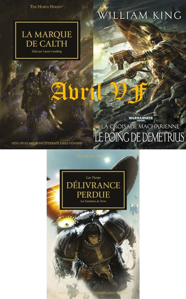 Sorties Black Library France Avril 2015 242689AVRIL5