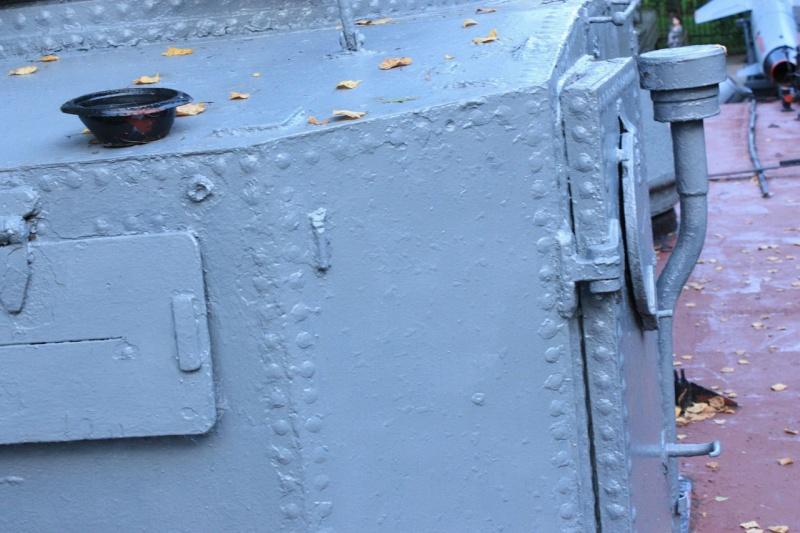 Russian gunboat Bk 1124 au 1/20e sur plan  2429601385248206w012933668688