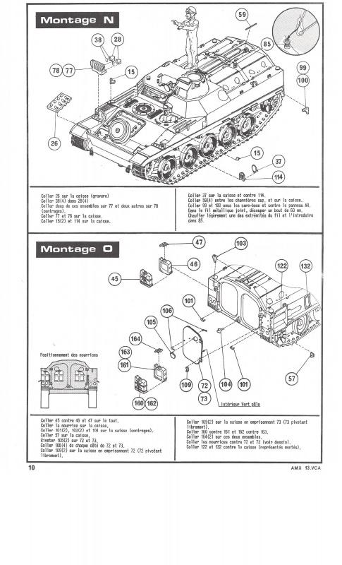 AMX 13 VCA 1/35ème Réf L 786 243571VCA010