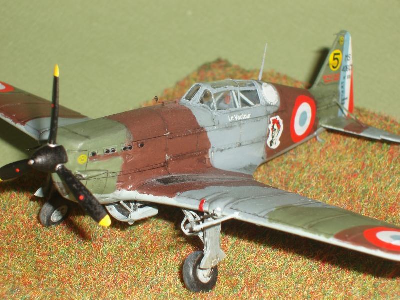 [AZUR] Morane Saulnier MS 406 au 1/72. 243970P1010476