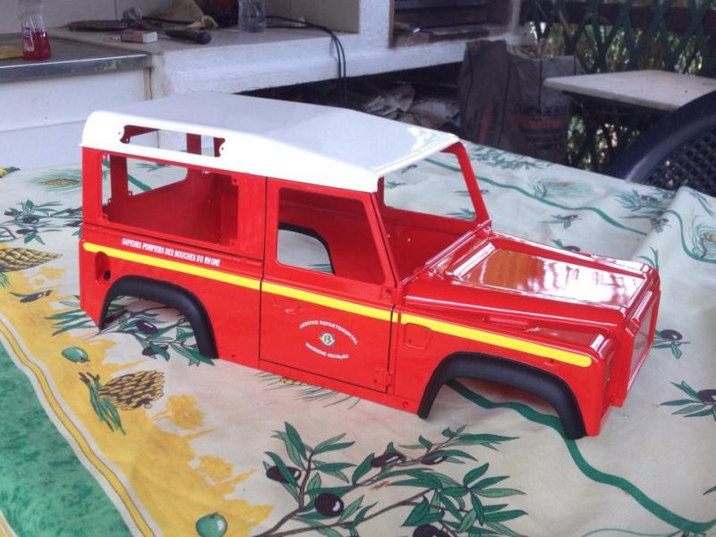 Defender 90 VLTT 'sapeurs pompiers des bouches du rhone - Page 4 2439804912