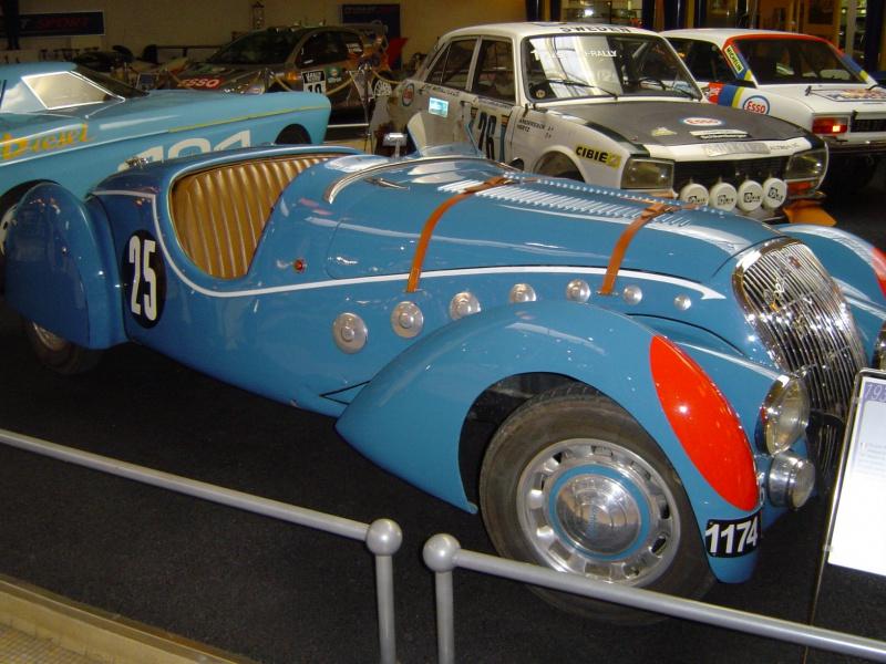 Musée de l'aventure Peugeot - Page 2 243996sochauxmontbelliard122006063