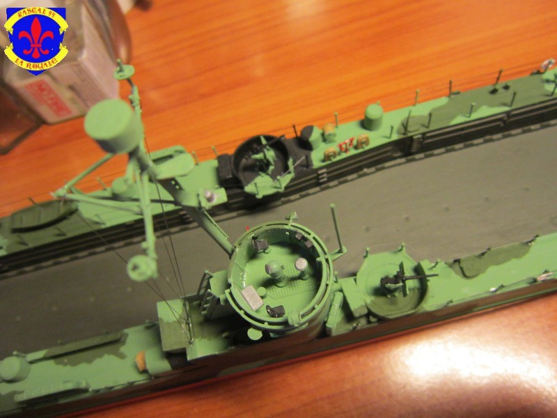 U.S. Navy Landing Ship Médium (Early) au 1/144 de Revell par Pascal 94 - Page 14 244334IMG44041