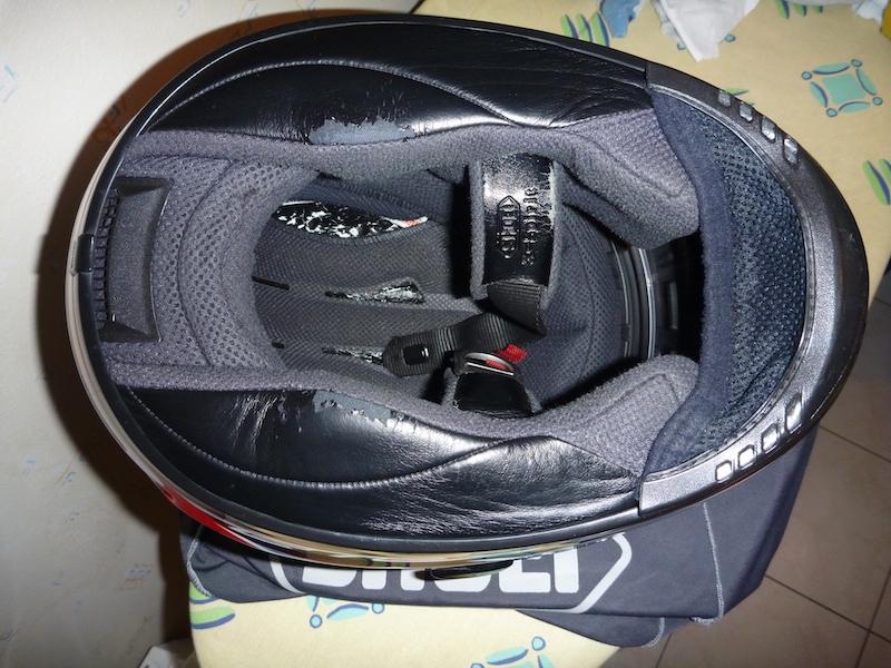 Casque Moto Shoei XSpirit 1 XS 54/55 244863Fichier005