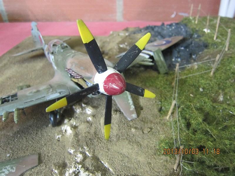 Spitfire-22  au 32 de Matchbox 245276IMG1298Copier