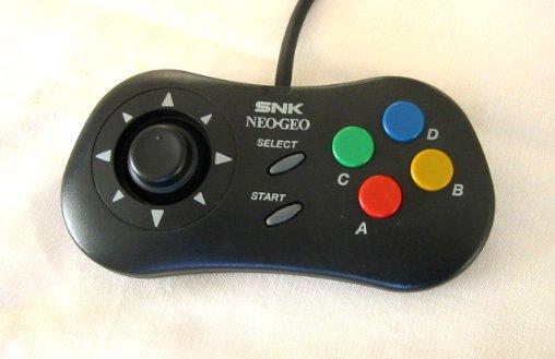 Quel stick pour jouer sur console neo geo ? 245741PadNeoGeo