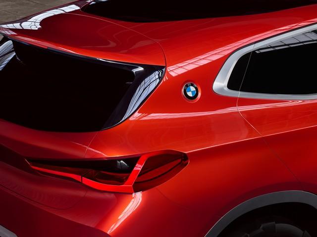 BMW Group au salon de Detroit NAIAS 2017 246075P90232988highResbmwconceptx20920