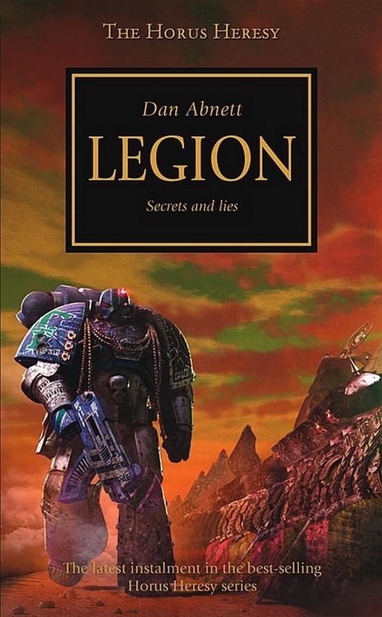 Légion de  Dan Abnett 246321Legion